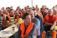 2016 Piknik BHP na budowie fabryki KARTON-PAK